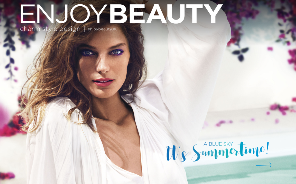 Belgie enjoybeauty april 2016 cover