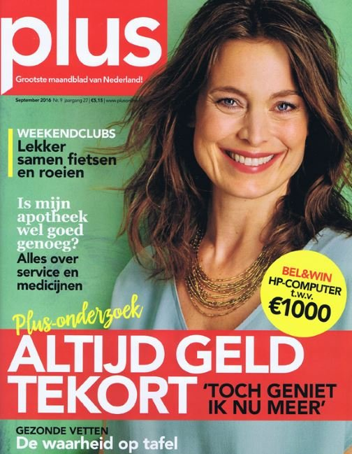 Nl plus 2016 sep cover