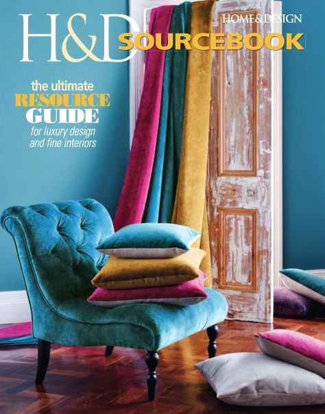 Usa homeanddesign okt 2016 cover