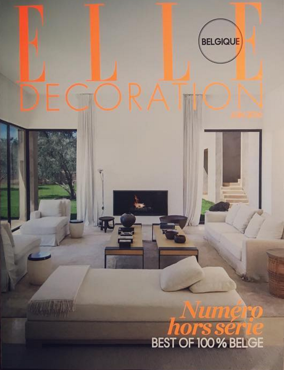 Belgie elledecoration specialshopping may 2016 cover