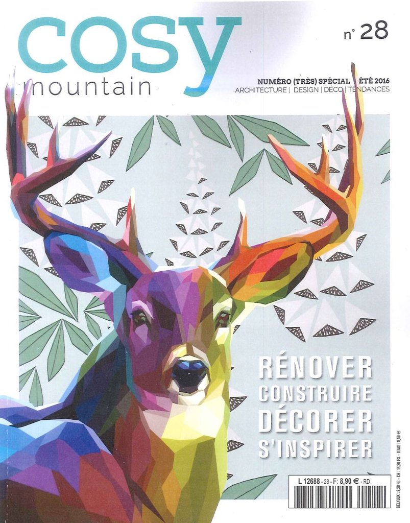 Fr coseymountain juli 2016 cover