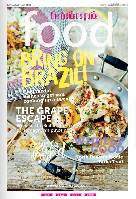 Uk foodtheinsidersguide juli 2016 cover