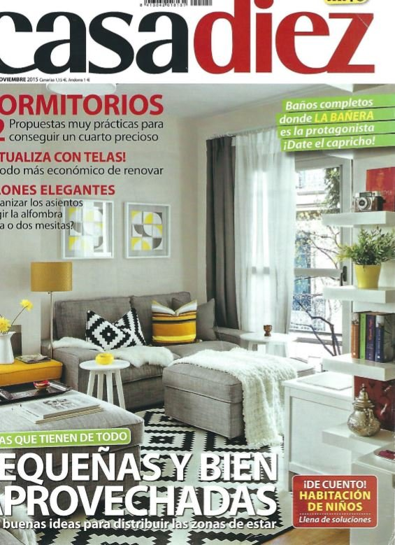 Spanje casadiez aug 2016 cover