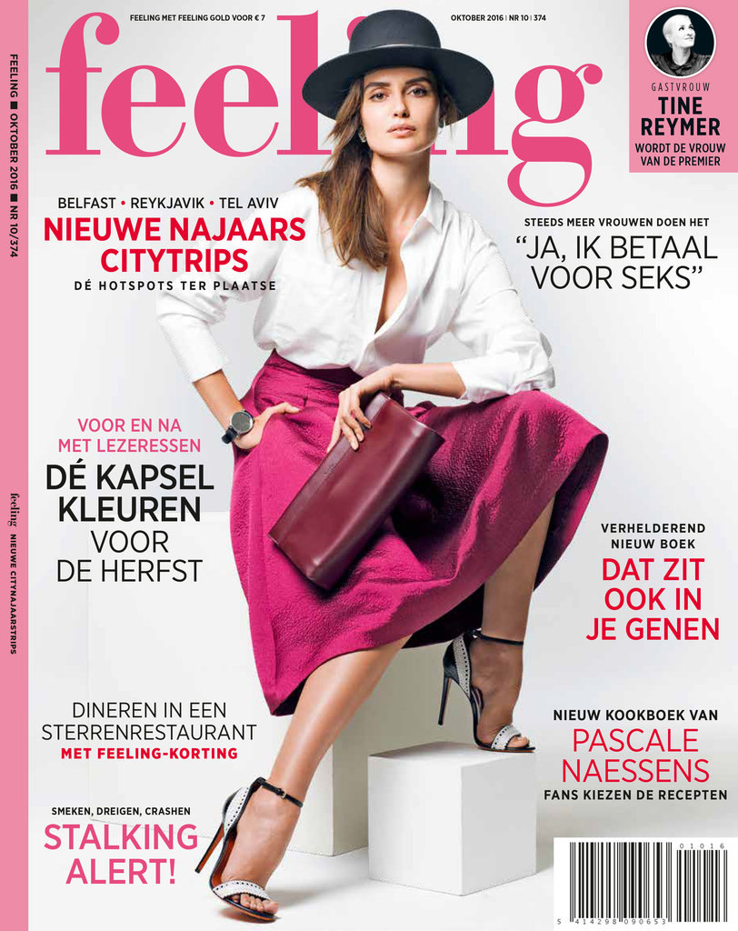 Nl feeling oktober 2016 cover